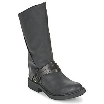 Shoes Women High boots Blowfish Malibu FENNI Black