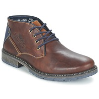 Shoes Men Mid boots Rieker RELUBE Brown