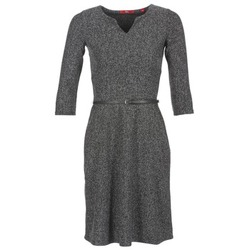 Clothing Women Short Dresses S.Oliver JESQUE Grey