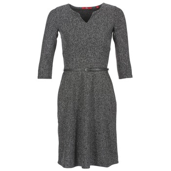 Clothing Women Short Dresses S.Oliver JESQUE Grey