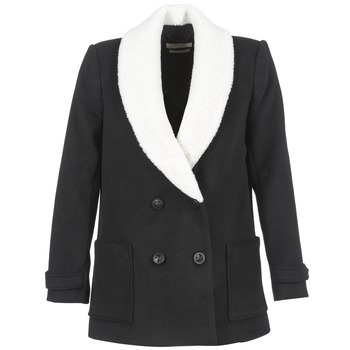 Clothing Women coats Teddy Smith MARTA Black