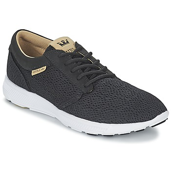 Shoes Low top trainers Supra HAMMER RUN  BLACK / TAN / White