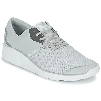 Shoes Low top trainers Supra NOIZ Light / GREY / White