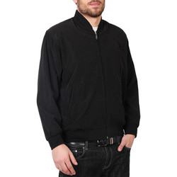 Clothing Men Jackets Krisp Smart Bomber Jacket {Black} Black