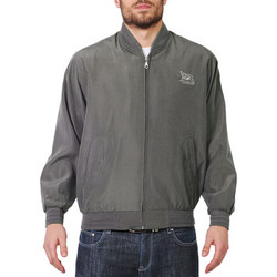 Clothing Men Jackets Krisp Smart Bomber Jacket {Grey} Grey