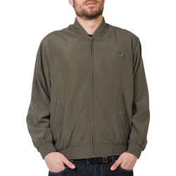 Clothing Men Jackets Krisp Smart Bomber Jacket {Khaki} Other