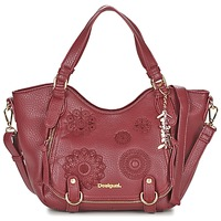 Bags Women Small shoulder bags Desigual ROTTERDAM MINI ALEXA BORDEAUX