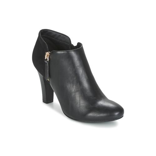 Shoes Women Shoe boots Moony Mood FADI Black