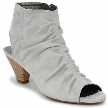 Shoes Women Shoe boots Vic AVILIA Grey