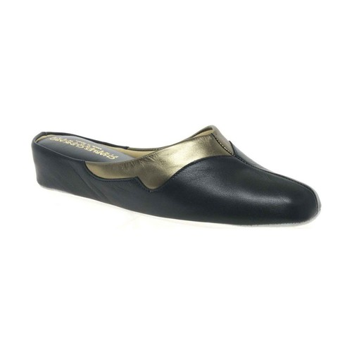 Shoes Women Slippers Relax Slippers Messina Ladies Slipper blue