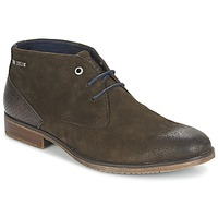 Shoes Men Mid boots Tom Tailor REVOUSTI Brown