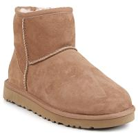 Shoes Women Mid boots UGG CLASSIC MINI CHESTNUT