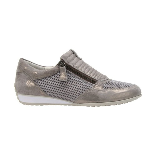 Shoes Women Low top trainers Gabor Brunello Womens Casual Sports Trainers BEIGE