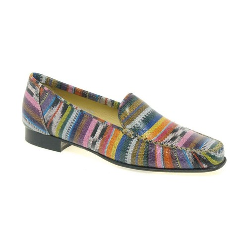 Shoes Women Loafers Charles Clinkard Jazz Ladies Casual Moccasins Multicolour