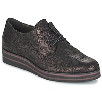 Shoes Women Derby Shoes Dream in Green FANSITA BORDEAUX