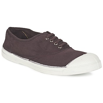 Shoes Women Low top trainers Bensimon TENNIS LACET AUBERGINE