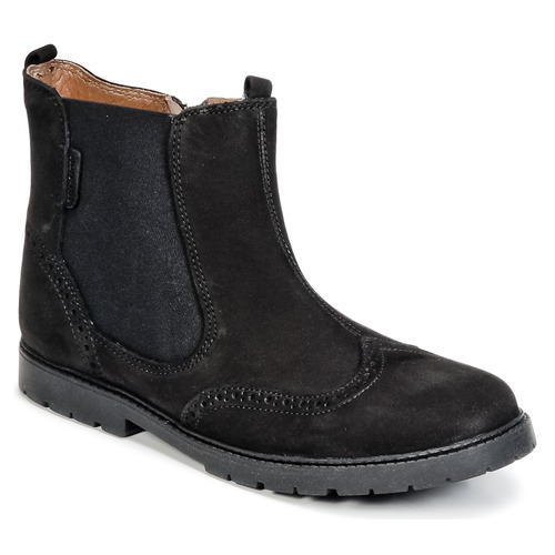 Shoes Children Mid boots Start Rite DIGBY Black