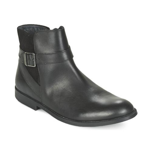 Shoes Girl Mid boots Start Rite IMOGEN Black