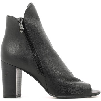 Shoes Women Mid boots Café Noir XA921 Ankle boots Women Nero