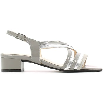 Shoes Women Sandals Grace Shoes E6472 High heeled sandals Women Grey Grey