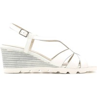 Shoes Women Sandals Grace Shoes E6505 High heeled sandals Women Bianco Bianco