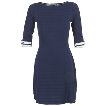 Clothing Women Short Dresses Tommy Hilfiger BALINA REVERSIBLE MARINE