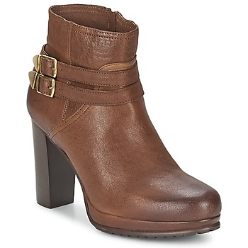 Shoes Women Shoe boots Koah BONNIE COGNAC