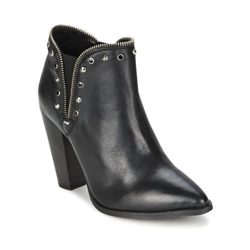 Shoes Women Shoe boots Koah YETTA  black