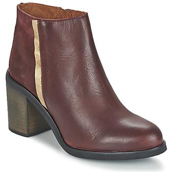 Shoes Women Ankle boots Casual Attitude FELICITA Bordeauxx