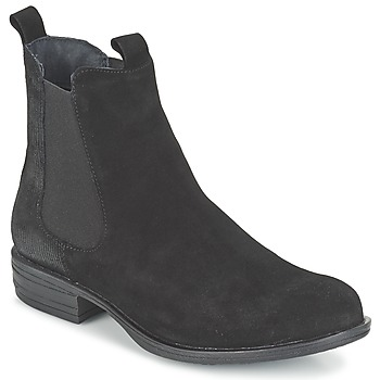 Shoes Women Mid boots Casual Attitude FENDA Black