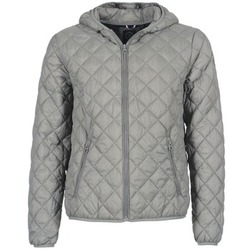 Clothing Men Duffel coats Le Temps des Cerises GRIFFIN Grey