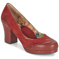 Shoes Women Heels Miss L'Fire ADDIE Red