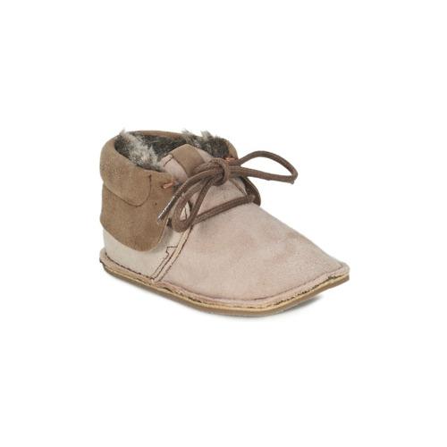 Shoes Children Slippers Citrouille et Compagnie FELOPE Beige