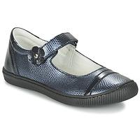 Shoes Girl Flat shoes Citrouille et Compagnie FAGIMO Marine