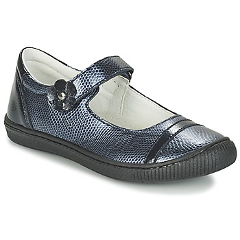 Shoes Girl Flat shoes Citrouille et Compagnie FAGIMO MARINE