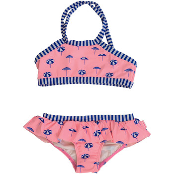Clothing Girl Bikinis Seafolly Pink Bra Swimsuit Children Riviera Coast PINK