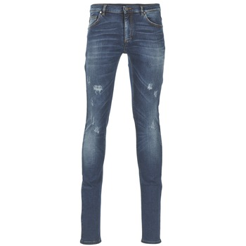 Versace Jeans  ROUDFRAME  mens Skinny Jeans in blue