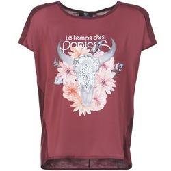 short-sleeved t-shirts Le Temps des Cerises CRANEFLO