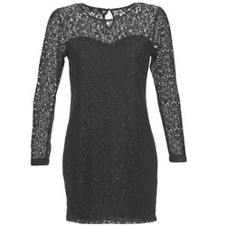 Clothing Women Short Dresses Le Temps des Cerises JOE Black