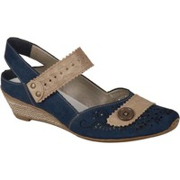 Sandals Rieker Milly Sling Back Mary Jane Wedges