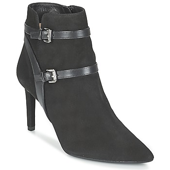 Shoes Women Ankle boots MICHAEL Michael Kors FAWN ANKLE BOOT Black