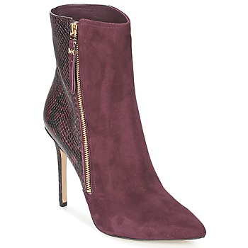 Shoes Women Shoe boots MICHAEL Michael Kors DAWSON BOOTIE Bordeaux