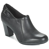 Shoes Women Shoe boots Clarks Brynn Harper  BLACK / Leather