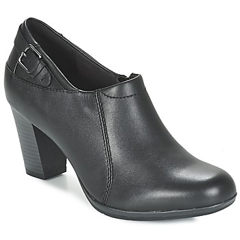 Shoes Women Shoe boots Clarks Brynn Harper Black