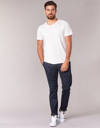 Clothing Men chinos G-Star Raw BRONSON SLIM Marine