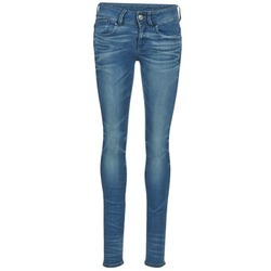 Clothing Women Skinny jeans G-Star Raw LYNN MID SKINNY Superstretch / MEDIUM / Aged