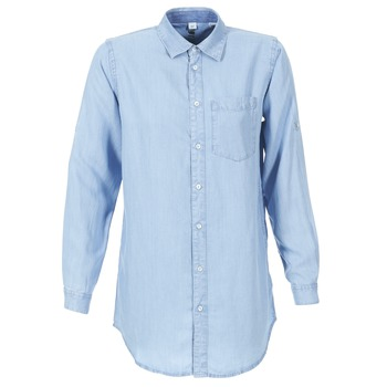 Clothing Women Shirts G-Star Raw CORE BF 1PKT Blue
