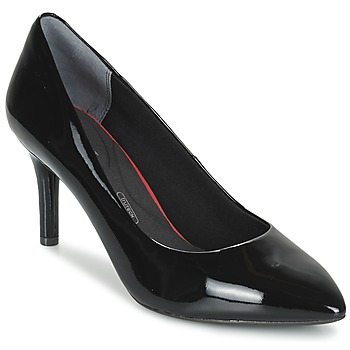 Shoes Women Heels Rockport TM75MMPTH PLAIN PUMP Black