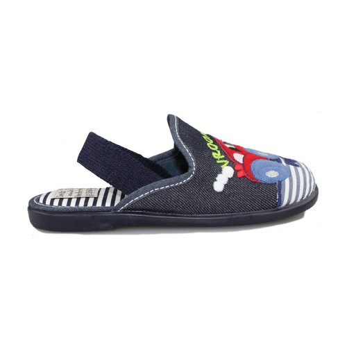 Shoes Children Slippers Vulladi TEJANO BLUE