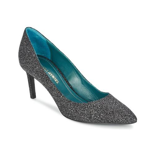 Shoes Women Heels Sonia Rykiel 677620 Black / Glitter